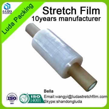 stretch films stretch wrapping film stretch films Lldpe Stretch Films Packaging Films supply Luda Stretch Film Wrapping Film