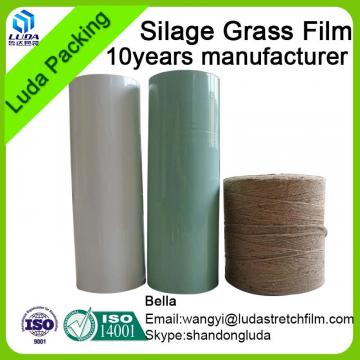 green width hay bale wrapping film low price width silage wrap film