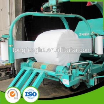 Hot Film LLDPE Bale Silage Film Wrapping Bales Forage Grass Film