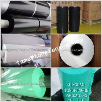 Black/ Green/ White colour film LLDPE silage wrap stretch film for grass packing
