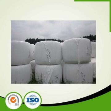 PE blue film corn agricultural bale wrapping roll