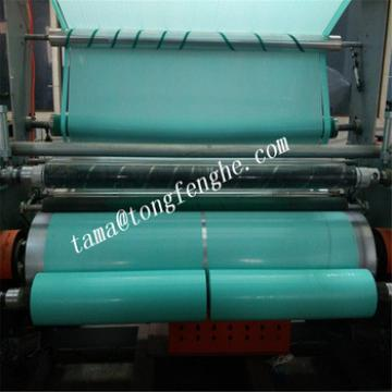 Heat green film grass package machine stretch wrap
