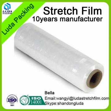 Lldpe Stretch Films Packaging Films supply Luda Stretch Film Wrapping Film