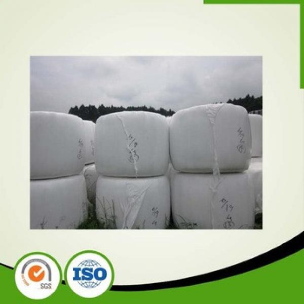 750mm PE corn silage stretch film sun wrap for agriculture #1 image
